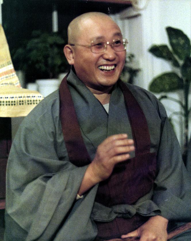 korean zen master Seungsahn